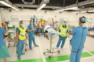 Sammy Ofer Fortified Underground Emergency Hospital