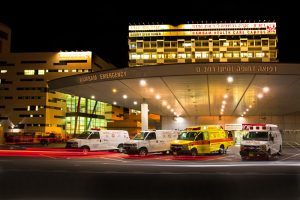 Fortified Emergency Department