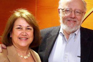 Meri and Dr. Sol Barer