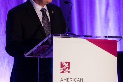AFORAM National Executive Director Richard Hirschhaut