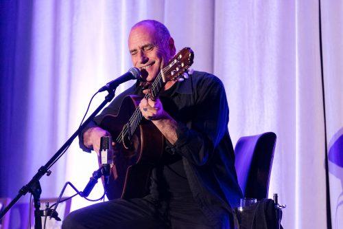 Muscial guest David Broza